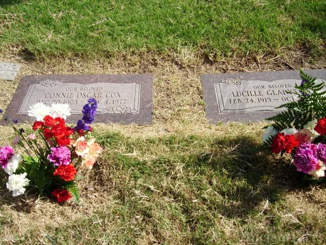 Parents Gravesite