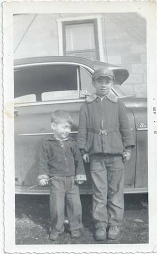 Clarence & Allen Sponenberg
