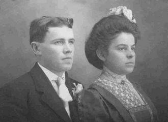 Jean Babtist and Anastasia Gendron