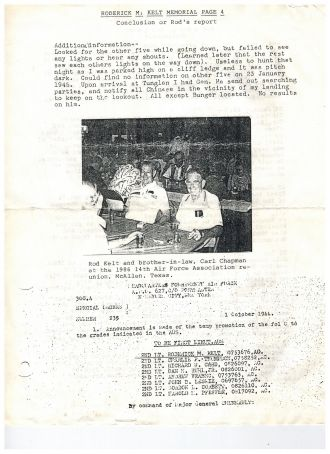 Roderick Murray Kelt Memorial Page 4