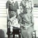 Morgan-Gravley Family - Four Generations