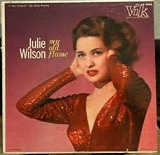Julie May Wilson's album cover.