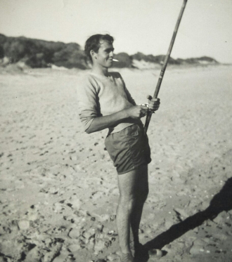 A photo of Graeme John Huxley