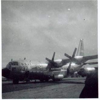 C-130 Turboprop
