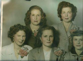 Five Wetzel Sisters