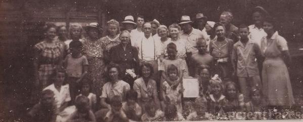 Gill Family Reunion
