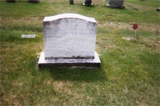 A photo of Mary E.(Nason)Brewer