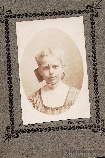 Charlotte Stockman, Maryland 1909