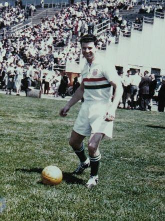 David B. Pacheco, Soccer