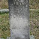 Olive Harris gravestone