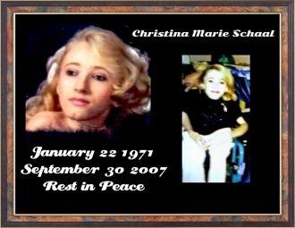 Christina Marie Schaal