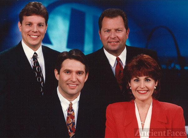 Cree Craig, Kelli Eggers, Mark Ferree & Rich Gould on St. Louis 11 (1995)