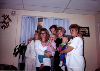 Andersons in the 80s