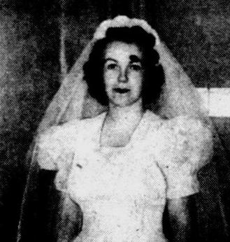 Dorothy Rebecca (Ball) Greenlaw, FL 1940
