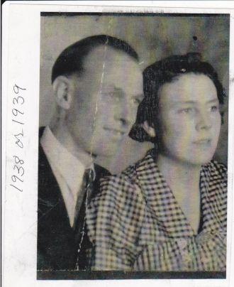 Mary Sarah Smith & Harold Park