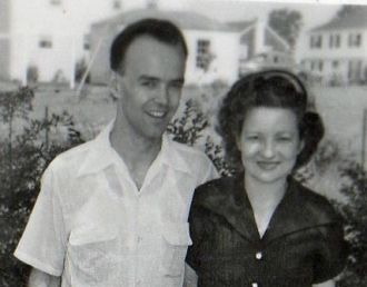 A photo of Ruby Merle (Woodward) Salvail