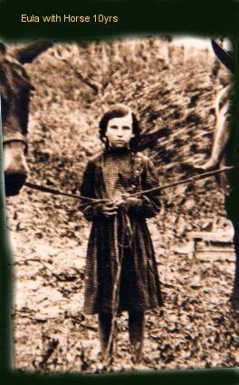 Eula Mae Harris (Nelson)
