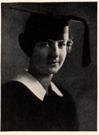 Claire Laurena Ryan-Beecher--U.S., School Yearbooks, 1900-1999(1927)
