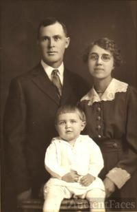 Silas, Dale, & Edna Gorden