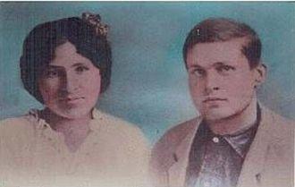 William Oscar & wife DeEtta Viola