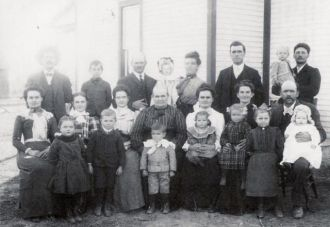 Clarissa Deel & Family
