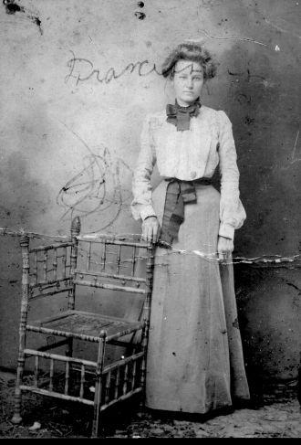 Francies Anne Johnson