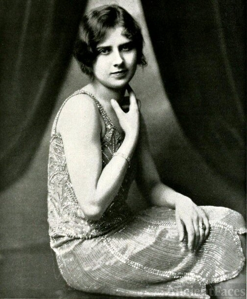 Betty Helm, Indiana, 1929