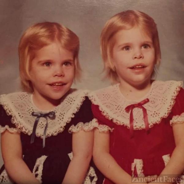 Amber and Amy Brady