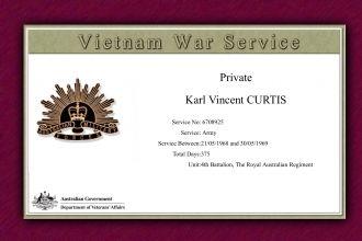 Karl Vincent Curtis