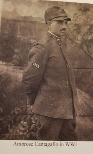 Ambrosio Cantagallo