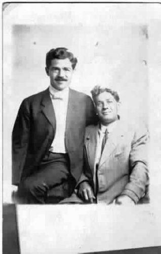 Joachim and Louis LaFortune