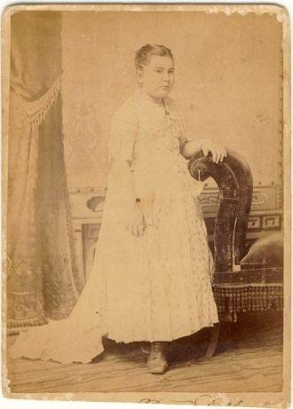 Cecelia Baine Botto (Grigsby)