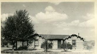 John H. and Elizabeth Gill Home in Yost,Utah