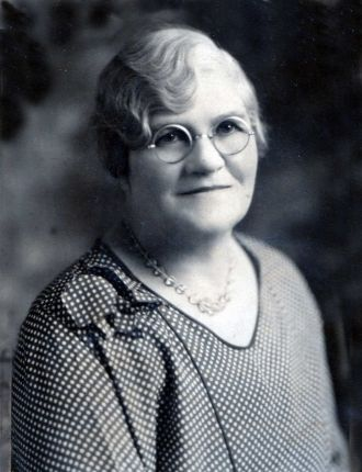 Agnes Watson McVicker