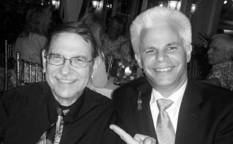 Hubert Tex Arnold and Paul Shewchuk.