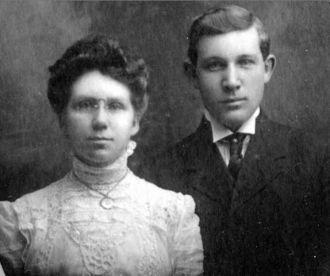 Ida Mae & Warren Cadwell