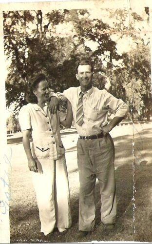 Uncle Walter &Aunt Estel
