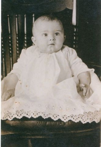 baby Ennis Payne Veal