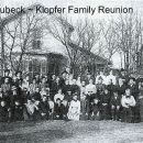 BUBECK ~ KLOPFER Family Reunion