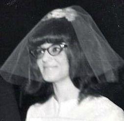 Connie (Grove) Whiteman, 1967