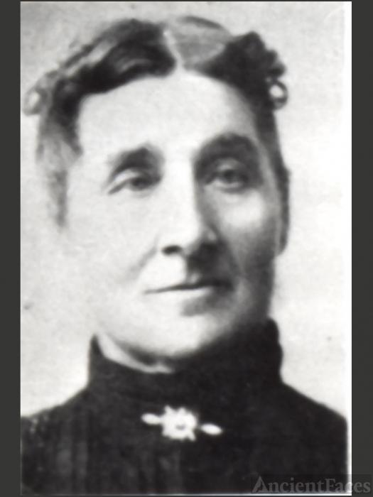 Mary Ann Jones Ellsworth