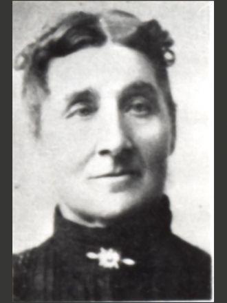 A photo of Mary Ann (Jones) Ellsworth