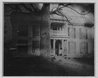 Ayres family home