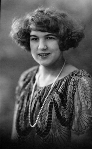 Dorothy (Van Kleeck) Smith, 1920s