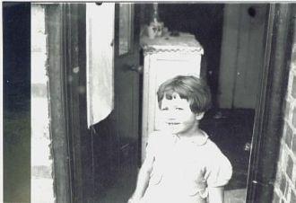 Josie (Batchelor) Vernon, United Kingdom 1941