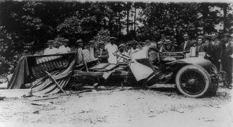 Stutz touring bootleg car