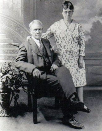George and Mary Elizabeth (Cline) Goff