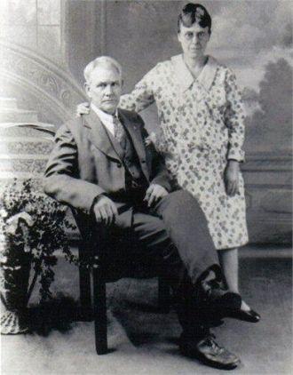 George and Mary Elizabeth (Cline) Goff