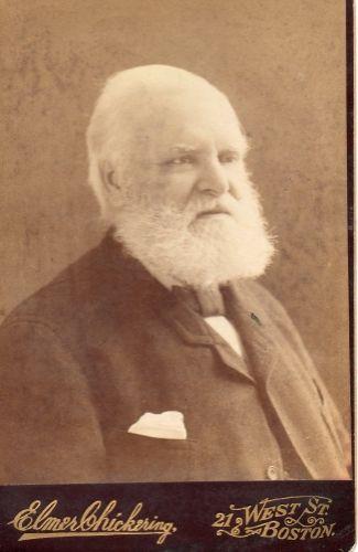 Benjamin Noyes Ellsworth, Ipswich Lighthouse Keeper