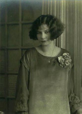 Anna Louise Heidke, 1920